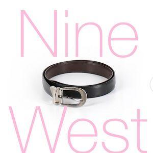 Nine West black belt